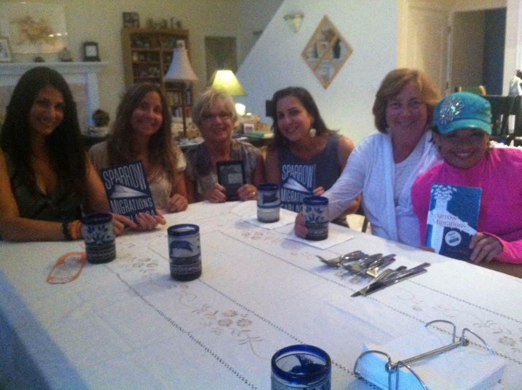 Thanks for reading Sparrow Migrations, Renaissance women! August 2015.